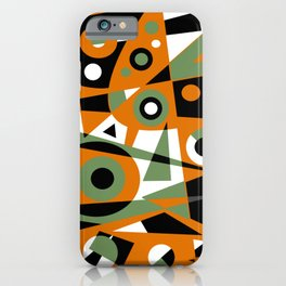 Abstract #977 iPhone Case