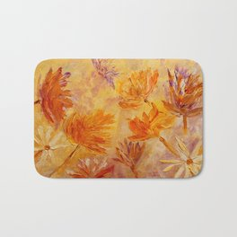 Blaze Of Gold Bath Mat