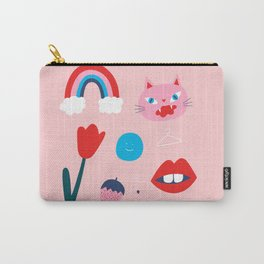 CATBERRY Carry-All Pouch