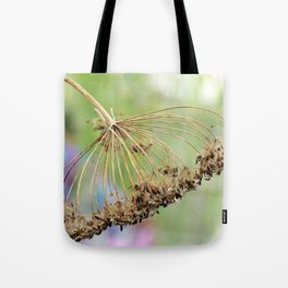 Dried Dill Tote Bag