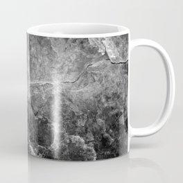 Enigmatic Black Marble #1 #decor #art #society6 Coffee Mug