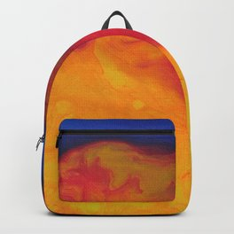 The Floor Is Lava Backpack