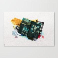 Paris - 2 Canvas Print