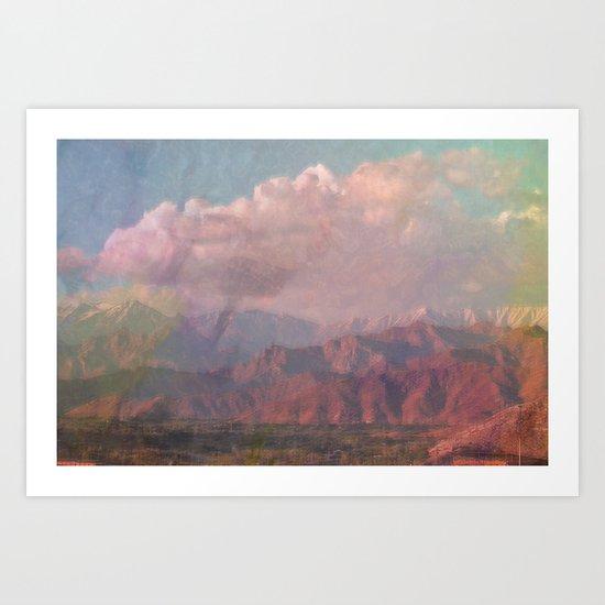 AFGHANISTAN pt.1 Art Print