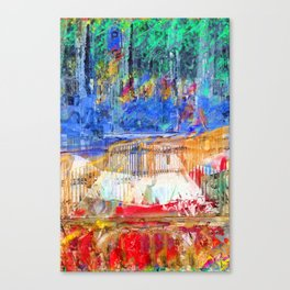 20180704 Canvas Print