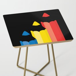 Primary colors Side Table