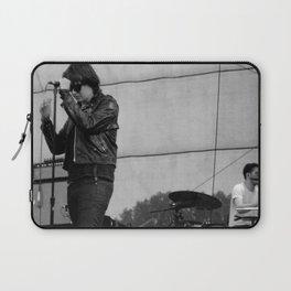 Julian Casablancas - The Strokes at Bonnaroo 2011 Laptop Sleeve