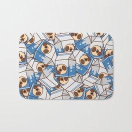 Puglie Milk Carton Bath Mat