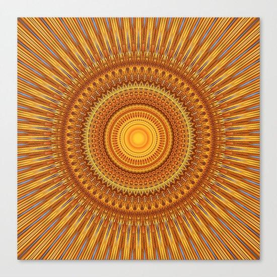 Sunny Boy Canvas Print