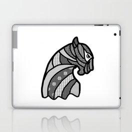 Panther's head Laptop & iPad Skin