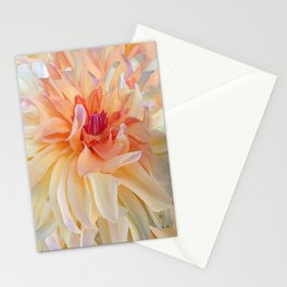 Dancing Dahlia Stationery Cards