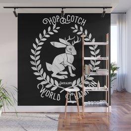 Hopscotch World Champion Wall Mural
