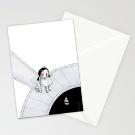 Boat Pond Stationery Cards