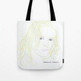 Stephanie Gilmore Tote Bag
