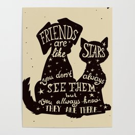My Pets My Best Friends. Poster