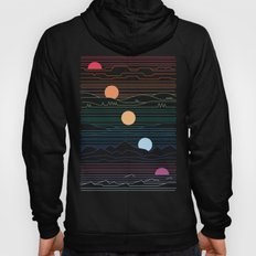 Many Lands Under One Sun Hoody