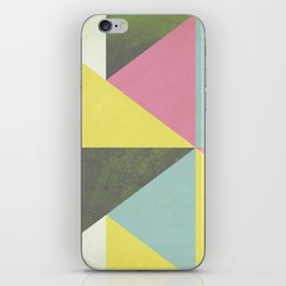 What's Your Angle iPhone Skin