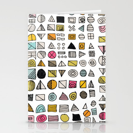 HIEROGLYPHS  Stationery Cards
