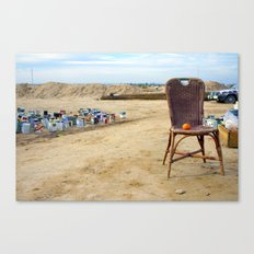 Come and sit  Canvas Print