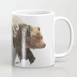 Arctic Grizzly Bear Coffee Mug