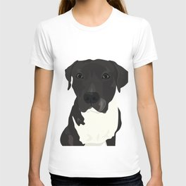 Atticus the Pit Bull T-shirt