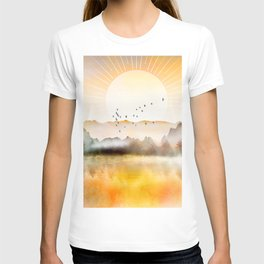 Lake Sunrise T-shirt