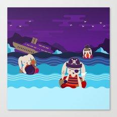 SEAWORTHY? Canvas Print