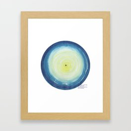More Light Framed Art Print