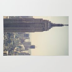 NYC   Empire State Building Rug