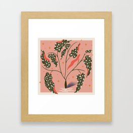 Flourishing Framed Art Print
