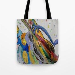 Musicians II Tote Bag