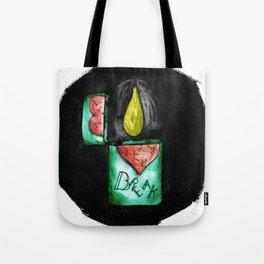 Lighter 4 Tote Bag