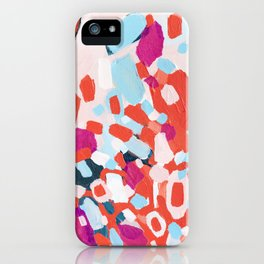 Nail Polish on the Carpet iPhone Case