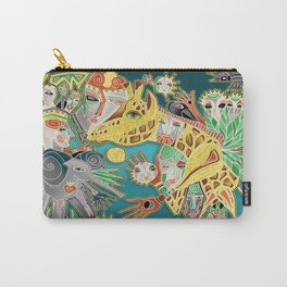 giraffe shaman Carry-All Pouch