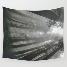 Cloud Sweepers Wall Tapestry