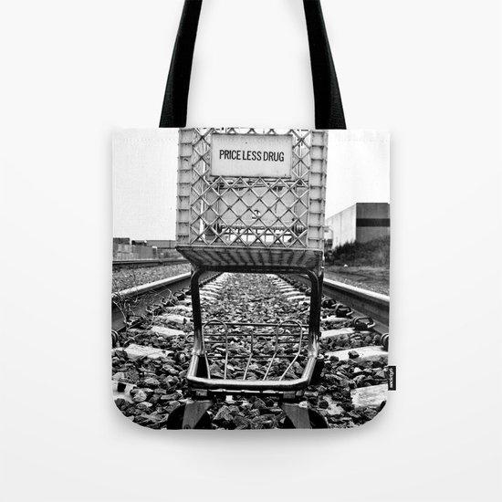 Price Less Tote Bag