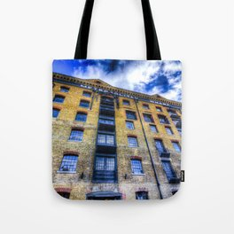 Metropolitan Wharf London Tote Bag