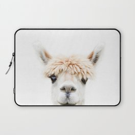Alpaca Bangs Laptop Sleeve
