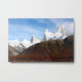 Patagonia 3 Metal Print