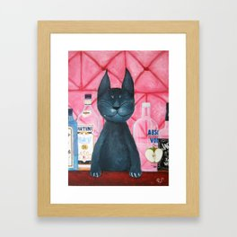 Art of Levitation Framed Art Print