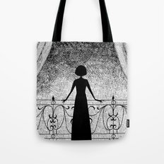 A new day was dawning Tote Bag