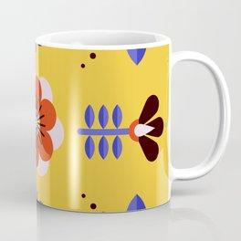 Flower Modern Decoration Coffee Mug