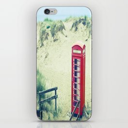 A Call From Paradise iPhone Skin