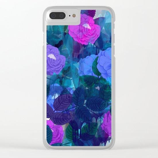 Botanical garden #2 Clear iPhone Case