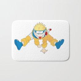 Naruto Jumping Bath Mat
