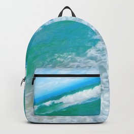 In the middle of the day Backpack