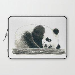 Panda bear Laptop Sleeve