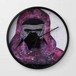 An Awakening Wall Clock