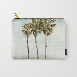 Venice Palms Carry-All Pouch