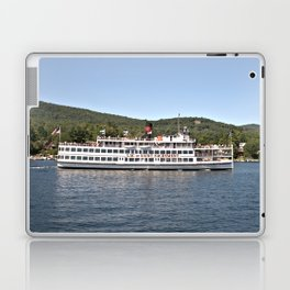 Lac du Saint Sacrement Steamboat Laptop & iPad Skin